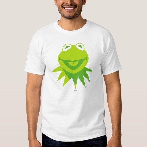 Kermit la sonrisa de la rana playera