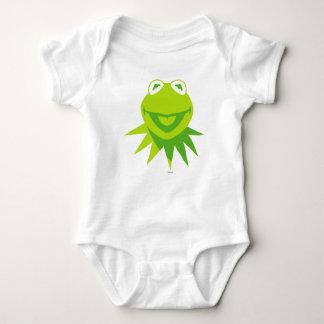 Kermit la sonrisa de la rana polera