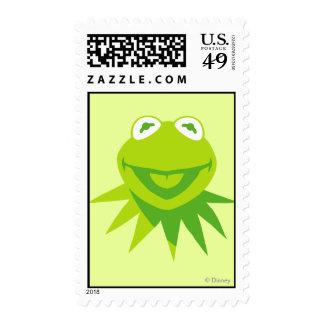 Kermit la sonrisa de la rana sellos