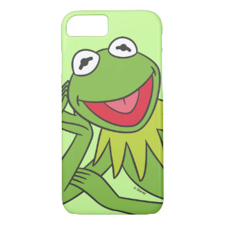 Kermit Laying Down iPhone 7 Case