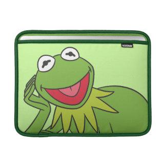 Kermit Laying Down MacBook Air Sleeve