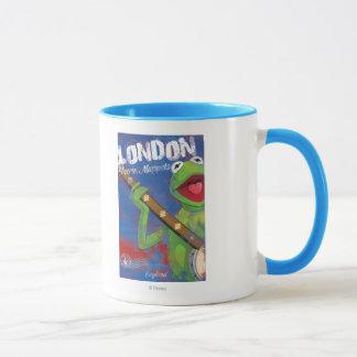 Kermit - London, England Poster Mug