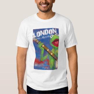 Kermit - London, England Poster T-Shirt