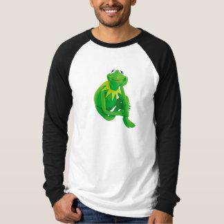Kermit los ojos encantadores Disney de la rana Playera
