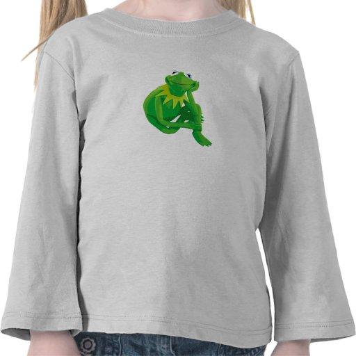 Kermit los ojos encantadores Disney de la rana Camiseta