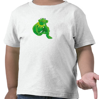 Kermit los ojos encantadores Disney de la rana Camisetas