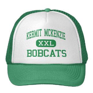 Kermit McKenzie - Bobcats - Junior - Guadalupe Trucker Hats