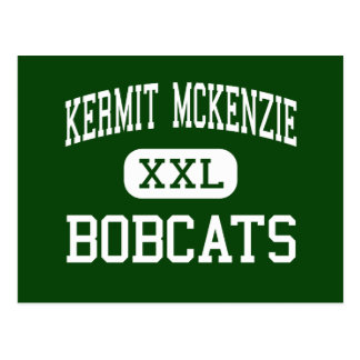 Kermit McKenzie - linces - joven - Guadalupe Postales