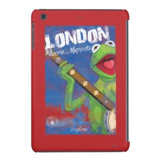 Kermit - poster de Londres, Inglaterra Carcasa Para iPad Mini