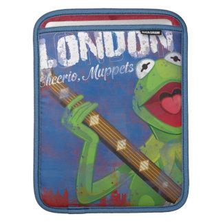 Kermit - poster de Londres, Inglaterra Manga De iPad