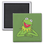 Kermit the Frog 2 Inch Square Magnet