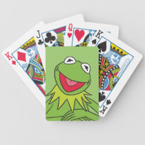Kermit the Frog Bicycle Playing Cards