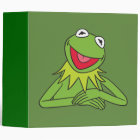 Kermit the Frog Binder