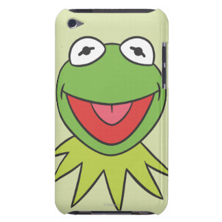 Kermit the Frog Cartoon Head Barely There iPod Covers