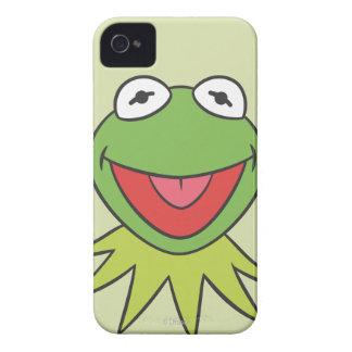 Kermit the Frog Cartoon Head iPhone 4 Cover