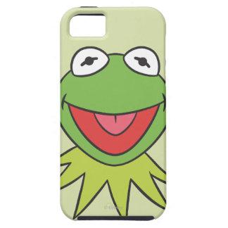 Kermit the Frog Cartoon Head iPhone SE/5/5s Case