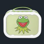 "Kermit the Frog Cartoon Head Lunch Box<br><div class=""desc"">Muppets - Kermit</div>"