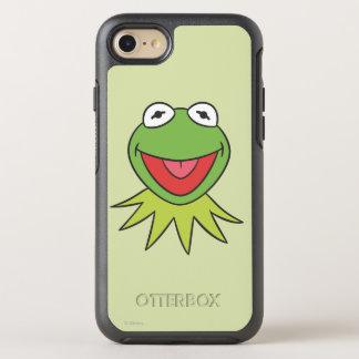 Kermit the Frog Cartoon Head OtterBox Symmetry iPhone 7 Case