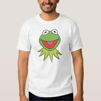 Kermit the Frog Cartoon Head Shirt