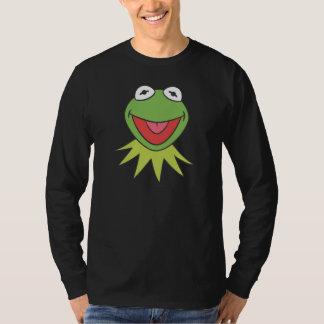 Kermit the Frog Cartoon Head T-Shirt