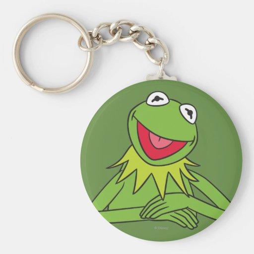 Kermit the Frog Key Chain