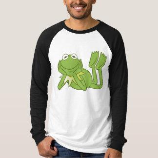 Kermit the Frog lying down Disney Tshirts