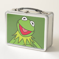 Kermit the Frog Metal Lunch Box