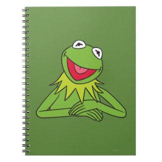 Kermit the Frog Spiral Notebooks