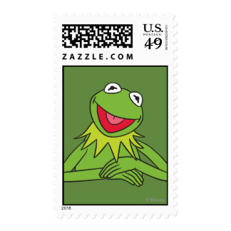 Kermit the Frog Postage Stamps