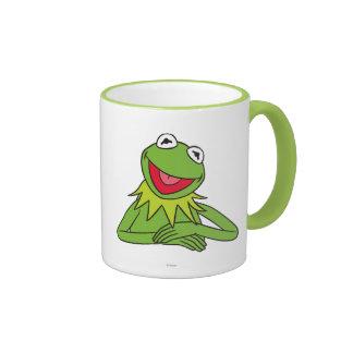 Kermit the Frog Ringer Coffee Mug
