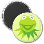 Kermit the Frog Smiling 2 Inch Round Magnet