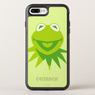 Kermit the Frog Smiling 2 OtterBox Symmetry iPhone 7 Plus Case