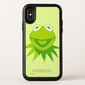 Kermit the Frog Smiling 2 OtterBox Symmetry iPhone X Case