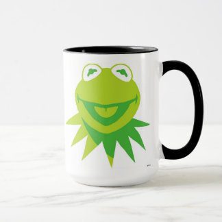 Kermit The Frog Smiling Disney Mug