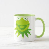 Kermit the Frog Smiling Mug