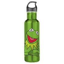 Kermit the Frog Stainless Steel Water Bottle