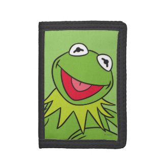 Kermit the Frog Trifold Wallet