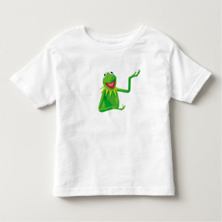 Kermit the Frog with his Mouth Open Disney Toddler T-shirt