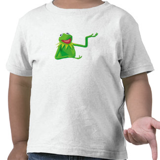 Kermit the Frog with his Mouth Open Disney T Shirts