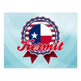 Kermit, TX Tarjetas Postales