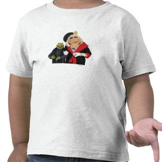 Kermit y Srta Piggy Camisetas