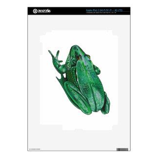 Kermit's Adenture Decals For iPad 3