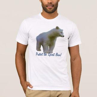 KERMODE BEAR Animal Art Wildlife Supporter Tee