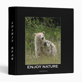 Kermode Bear Binder