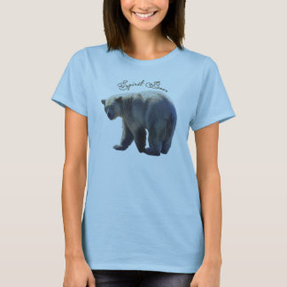 Kermode Bear Wildlife Supporter Apparel T-Shirt