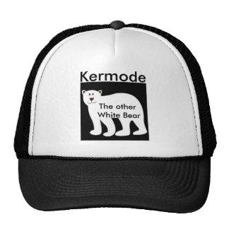 Kermode - el otro oso blanco gorro