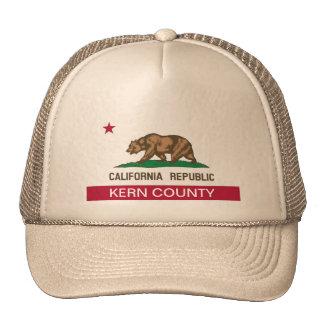 Kern County California Trucker Hat