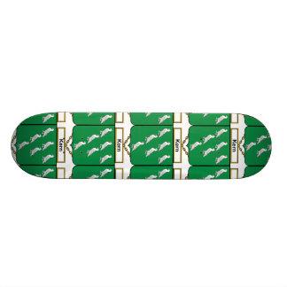 Kern Family Crest Custom Skate Board