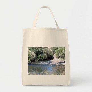 Kern River Grocery Tote Bag