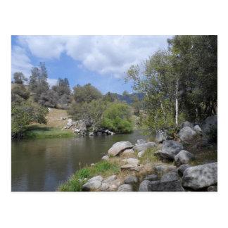 Kern River Postcard
